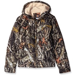 Dickies - Boys Preschool Sherpa Lined Duck Jacket