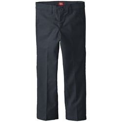 Dickies - Girls Flat Front Pant