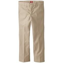 Dickies - Girls Flat Front Pant