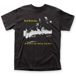 Dead Kennedys Fresh Fruit For Rotting Vegetables Adult T-Shirt In Black