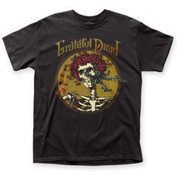 Grateful Dead - Mens Grateful Skull T-Shirt