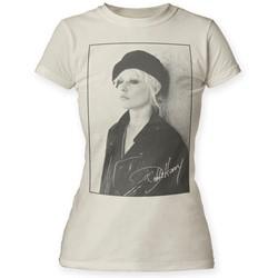 Debbie Harry - Womens Beret T-Shirt