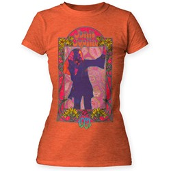 Janis Joplin - Womens 1967 T-Shirt