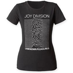 Joy Division - Womens Unknown Pleasures T-Shirt