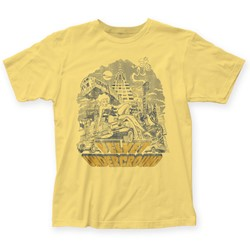 Velvet Underground - Mens NYC Fitted T-Shirt