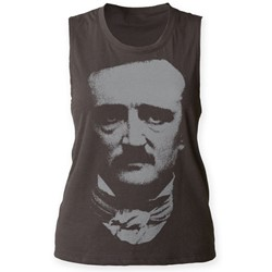 Edgar Allan Poe - Womens Muscle Tank