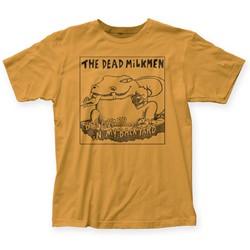 Dead Milkmen - Mens Big Lizard Fitted T-Shirt