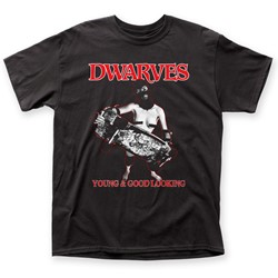 Dwarves - Mens Young & Good Looking T-Shirt