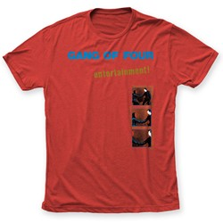 Gang of Four - Mens Entertainment! T-Shirt
