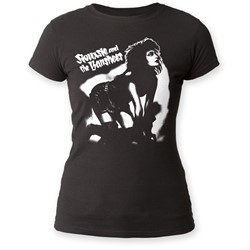Siouxsie & the Banshees - Womens Hands & Knees T-Shirt
