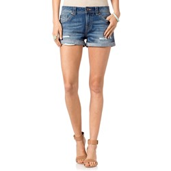 Miss Me - Womens Boyfriend Shorts