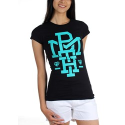 Bring Me The Horizon - Womens Diamond Turquoise T-Shirt
