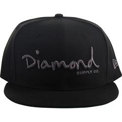 Diamond Supply Co. - Mens Og Script Fitted Hat