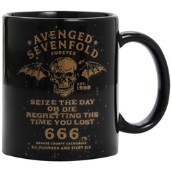Avenged Sevenfold - Sieze Day Mug