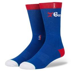 Stance - Mens 76Ers Arena Logo Socks