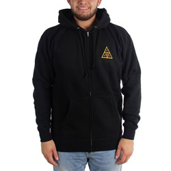 HUF x OBEY - Mens Icon Face Zip Hoodie