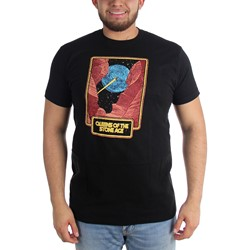 Queens Of The Stone Age - Mens Canyon Fitted T-Shirt