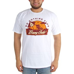Benny Gold - Mens Do Nothing Club T-Shirt