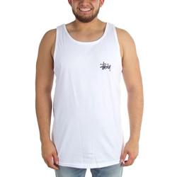 Stussy - Mens Basic Logo Tank Top