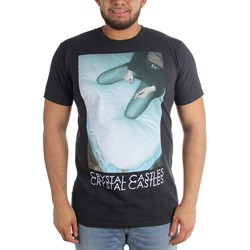 Crystal Castles - Mens Big Deer Slim Fit T-Shirt
