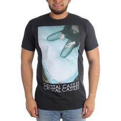 Crystal Castles - Mens Big Deer Slim Fit T-Shirt