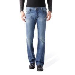 Diesel - Mens Zatiny Slim Bootcut Jeans Wash: 0UB89
