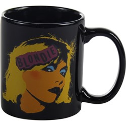 Blondie - Punk Logo Mug