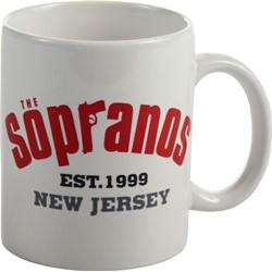 The Sopranos - Collegiate Logo Mug