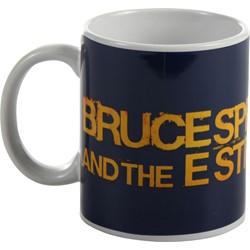 Bruce Springsteen - Yellow Logo Mug