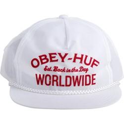 HUF x OBEY - Mens Nylon Snapback Hat