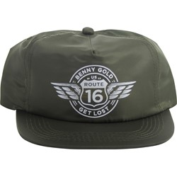 Benny Gold - Mens Route 16 Snapback Hat