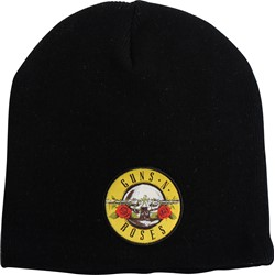 Guns N Roses - Bullet Logo Beanie