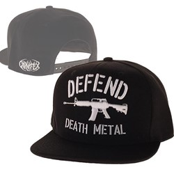 Carnifex - Mens Defend Death Metal Snapback Hat
