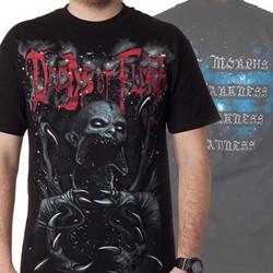 Deeds of Flesh - Mens From Darkness to Madness T-Shirt