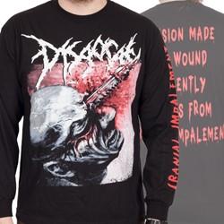 Disgorge - Mens Cranial Impalement Longsleeve T-Shirt