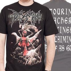 Disgorge - Mens Consume The Forsaken T-Shirt