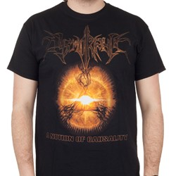 Dysmorphic - Mens A Notion Of Causality T-Shirt