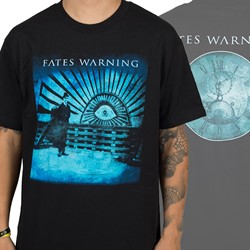 Fates Warning - Mens A Pleasant Shade of Gray T-Shirt