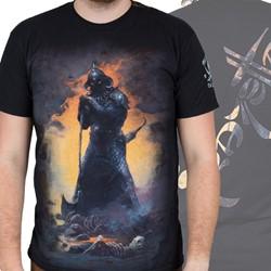 Frazetta - Mens Death Dealer T-Shirt