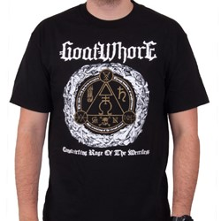 Goatwhore - Mens Constricting Rage of the Merciless T-Shirt