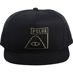 Poler - Unisex-Adult Summit Snapback Hat