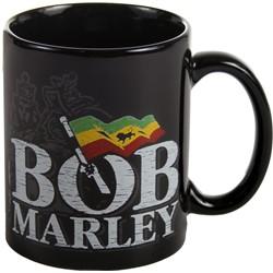 Bob Marley - Distressed Logo Mug