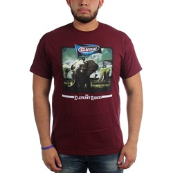 Clutch - Mens The Elephant Riders T-Shirt