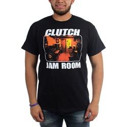 Clutch - Mens Jam Room T-Shirt