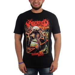 Aborted - Mens Termination Redux T-Shirt