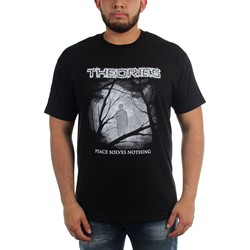 Theories - Mens Regression T-Shirt