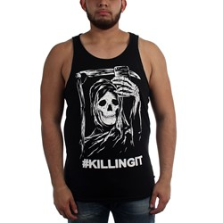 Iron Fist - Mens #KILLINGIT Graphic Tank