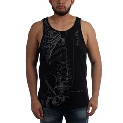 Iron Fist - Mens Wishbone Graphic Tank