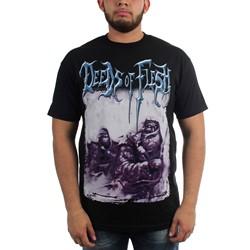 Deeds of Flesh - Mens Path Of The Weakening T-Shirt