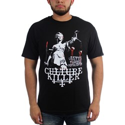 Culture Killer - Mens Lady Liberty T-Shirt